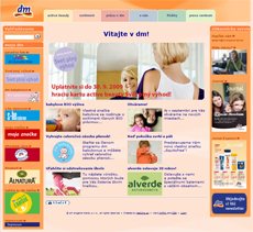 DM Drogeriemarkt 2007-2009