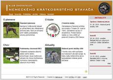 Klub chovateľov nemeckého krátkosrstého stavača 2010 - 2015