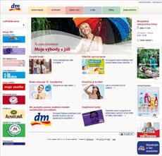DM Drogeriemarkt 2010-2012