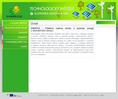 Projekt ENERGOZ SAV